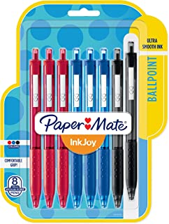 Paper Mate Ink Joy 300RT 8-pack Business Assorted