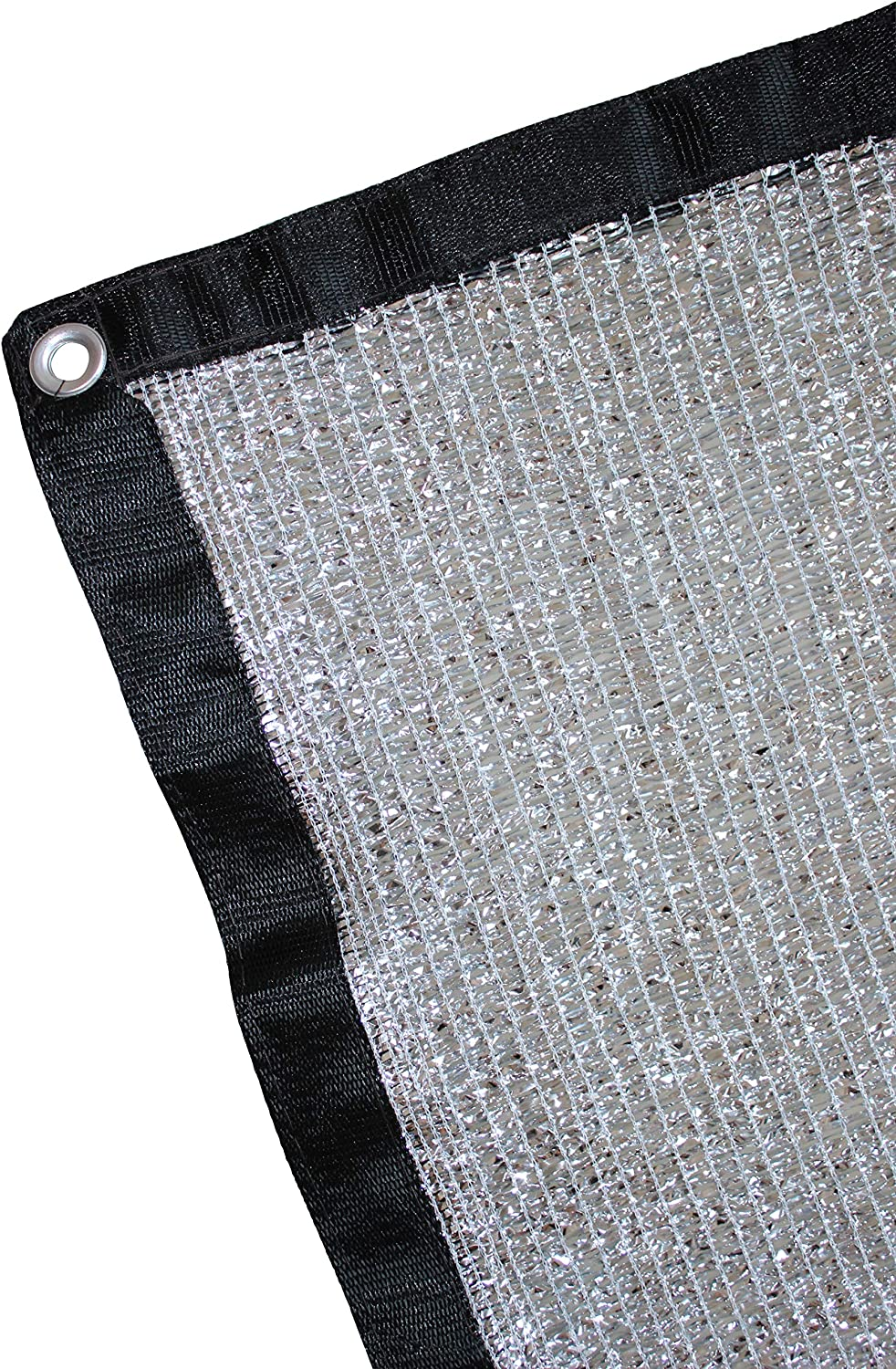 Jesasy 70% 6.5 ft x 6 Gromme Aluminet Cheap super special price Cloth with Shade Panels Challenge the lowest price of Japan