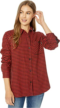 Flame Foraker Plaid