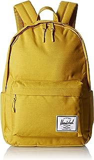 yellow knapsack