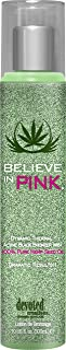 believe in pink tanning
