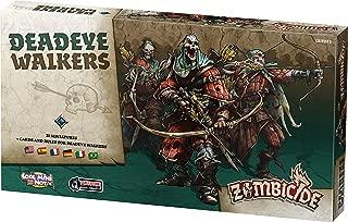 Zombicide: Black Plague Deadeye Walkers Board Game
