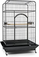 Prevue Pet Products Empire Extra Large Bird Cage - Black Hammertone