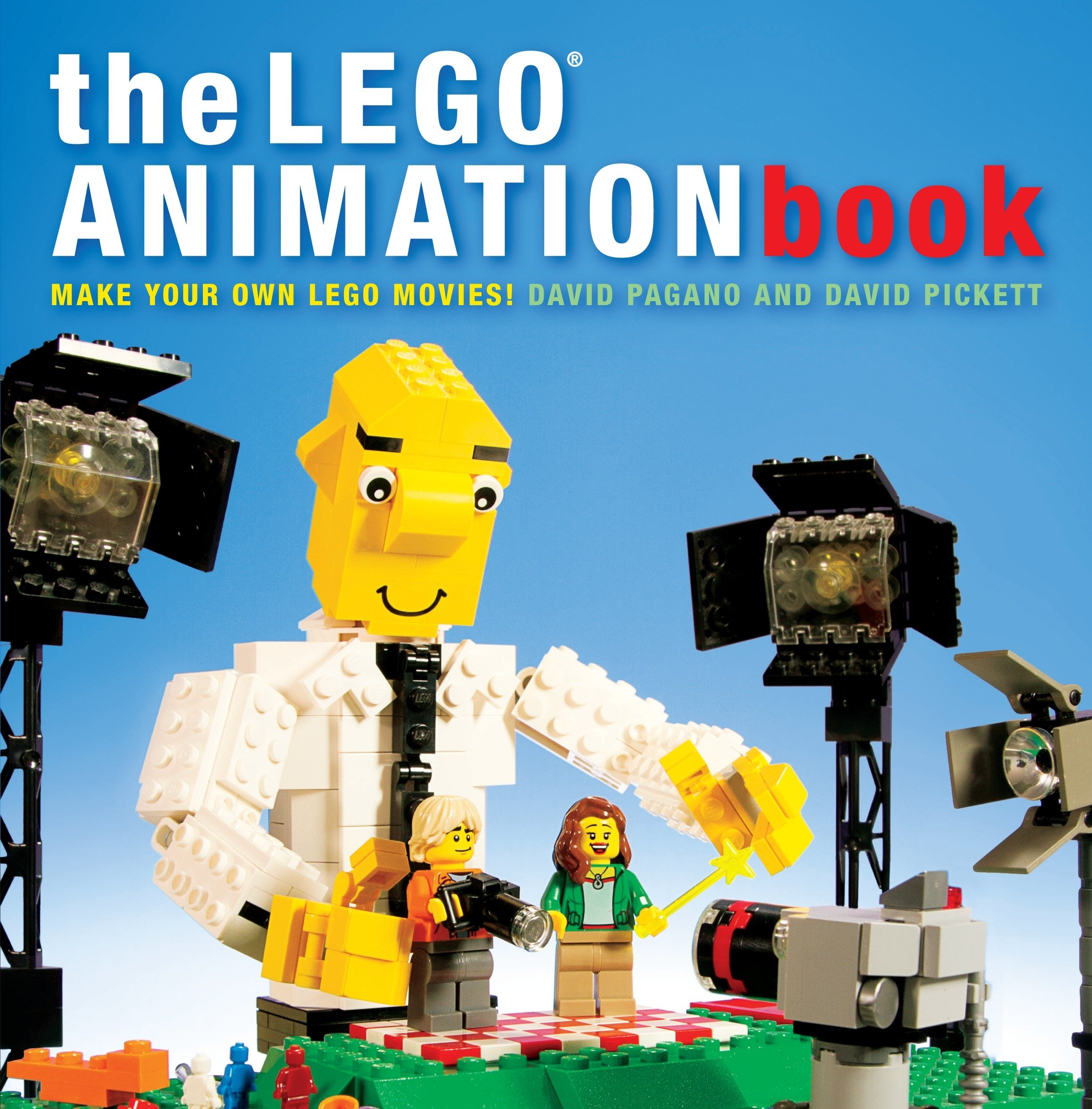 Download The Lego Animation Book: Make Your Own Lego Movies! 