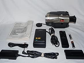 Canon ES190 Camcorder 8mm Video Camcorder 440x Digital Zoom