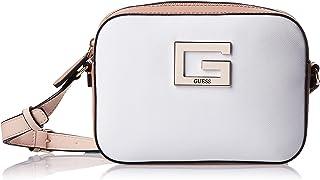 Guess Womens Cross-Body Handbag, Nude Multi - CD669112