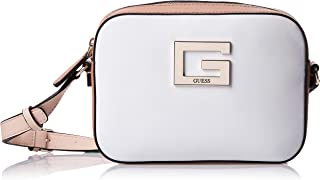 Guess Womens Cross-Body Handbag, Nude Multi - CD669112