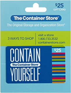 The Container Store Gift Card