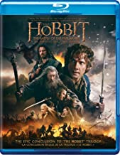 The Hobbit: The Battle of the Five Armies [Blu-ray + DVD] (Bilingual)