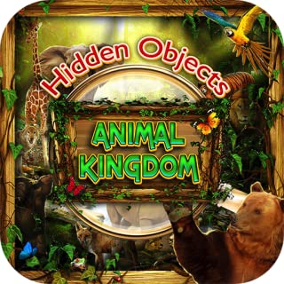 Hidden Objects Animal Kingdom – Worldwide Animals Seek & Find Object Puzzle Photo Pic Travel Adventure Time & Spot the Difference Game