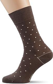 ELBEO, Bamboo Gemusterte Socke Calcetines para Hombre