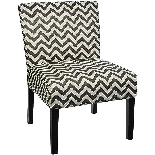 Pleasant Armless Accent Chairs Amazon Com Dailytribune Chair Design For Home Dailytribuneorg