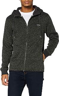 Quiksilver Men's Keller - Zip-up Polar Fleece Hoodie for Men Zip-up Polar Fleece Hoodie