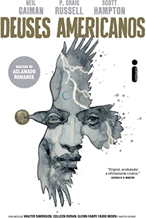 Deuses Americanos: Sombras (Graphic Novel, Vol.1)