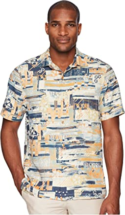 Tommy Bahama - Hello From New York Woven Shirt