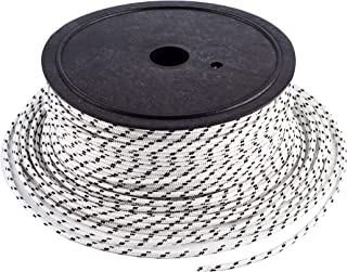 NOSTAFY 328FT Extra Long Patio Umbrella Cord Line Nylon Rope for Manually Replace, 0.14 Inch Dia, Spool Included