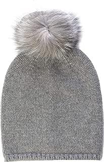 MAX MARA Luxury Fashion Womens 45760693000004 Grey Hat   Fall Winter 19