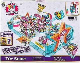 5 Surprise Toy Mini Brands Mini Toy Shop Playset by ZURU