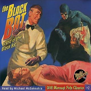 The Black Bat, #1 July 1939