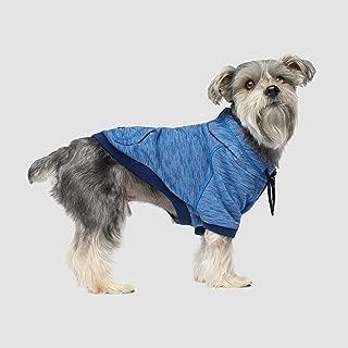 Canada Pooch | Hero Dog Hoodie | Pullover Spacedye Dog Sweater