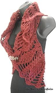 crochet bolero jacket tutorial