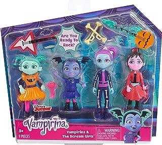 Vampirina & The Scream Girls Set Dolls
