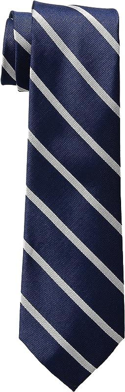 Classic Repp Stripe Tie