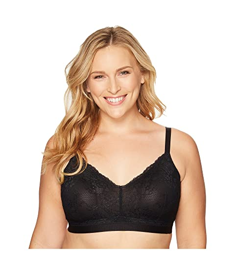 51f1e37fc74 Spanx Plus Size Spotlight On Lace Bralette at Zappos.com