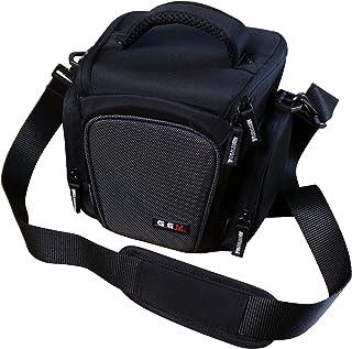 GEM Compact Funda para cámara de Fotos Panasonic Lumix DMC-FZ300 DMC-FZ330 Plus Accesorios