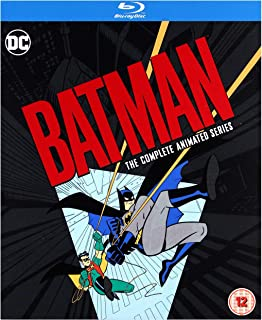 The Batman: The Complete Animated Series