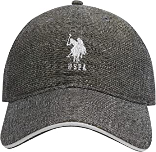 US Polo Association Washed Baseball Cap - Curved Brim,...