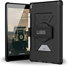 URBAN ARMOR GEAR UAG iPad 10.2-inch (8th Gen, 2020) & (7th Gen, 2019) Case with Handstrap, Metropolis Feather-Light Rugged...