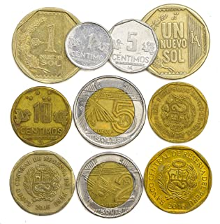 peru coins for sale