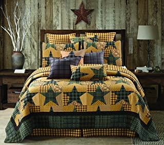 Regal Comfort Printed Quilt Set of 3 - Bed Decor for Teen Girls Lush Decor Bedding King - Shabby Chic Decor Quilted Bedspreads King Size Bed Sheets Design Quilt Bed Set (105