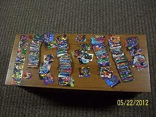 Marvel Universe Flair 1994 Fleer Complete Card Set