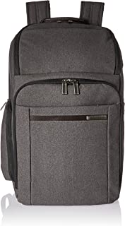 Kinzie Street-Large Laptop Backpack, Grey, One Size