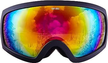 نظارات شمسية من ترافيرس فيرا سكاي، لوح الثلج، ونظارات Snowmobile