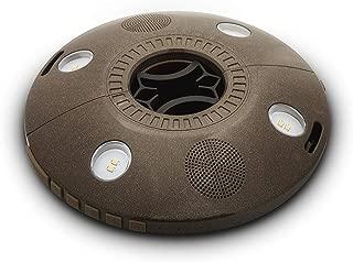 ION PATIOMATE Umbrella Light with Bluetooth Speakers