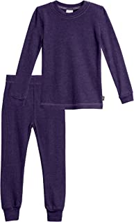 Girls' Thermal Underwear Long John Set - Made in USA