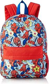 Mochila Casual Travel de Avangers Capitan America de Color Azul y Roja - Mochila 48 cm | Licencia Oficial Marvel Studios (CRD-2100003081)