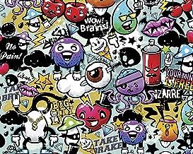 ohpopsi Graffiti Monster Wall Mural
