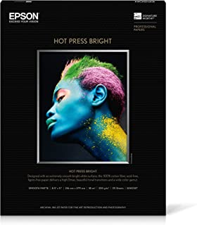 EPSS042327 - Hot Press Bright Fine Art Paper
