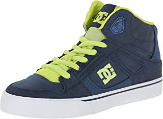 DC Spartan High SE Skate Shoe (Little Kid/Big Kid)