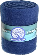 "Best Koi Pond Filter Rigid Pad Media 12.5"" x 76"" (6 ft) Review"