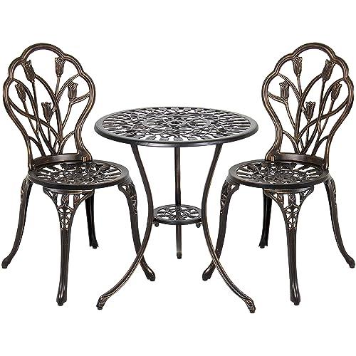 Cast Iron Patio Furniture Amazon Com
