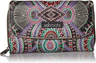 Sakroots Artist Circle Extra Large Wallet