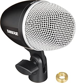 Shure PG52-LC Instrument Dynamic Microphone, Cardioid