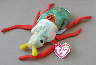 TY Beanie Babies Scurry the Beetle Stuffed Animal Plush Toy - 6 inches long