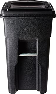 Best 48 gallon trash can with wheeled Reviews