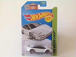 Hot Wheels 2015 HW Workshop '90 Acura NSX 218/250, White